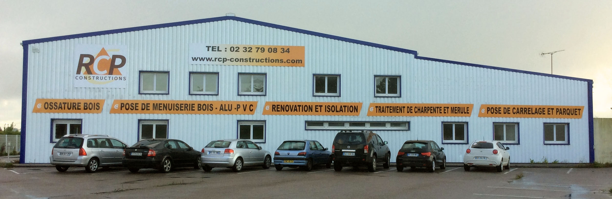 locaux RCP constructions