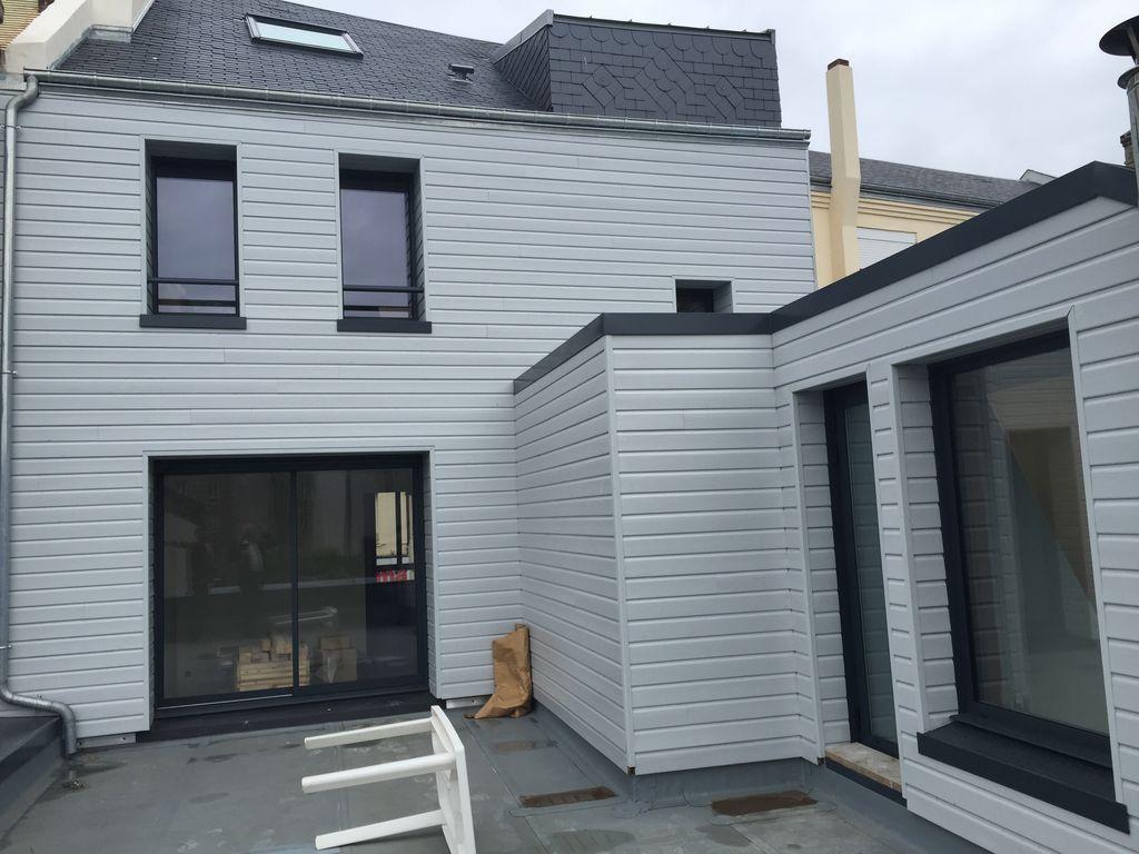 Votre projet de maison ou d 39 agrandissement en normandie for Projet agrandissement maison